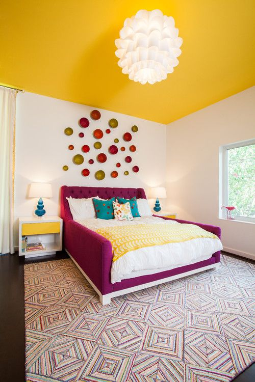 15 ROOMS WITH BOLD + BEAUTIFUL COLOR PALETTES