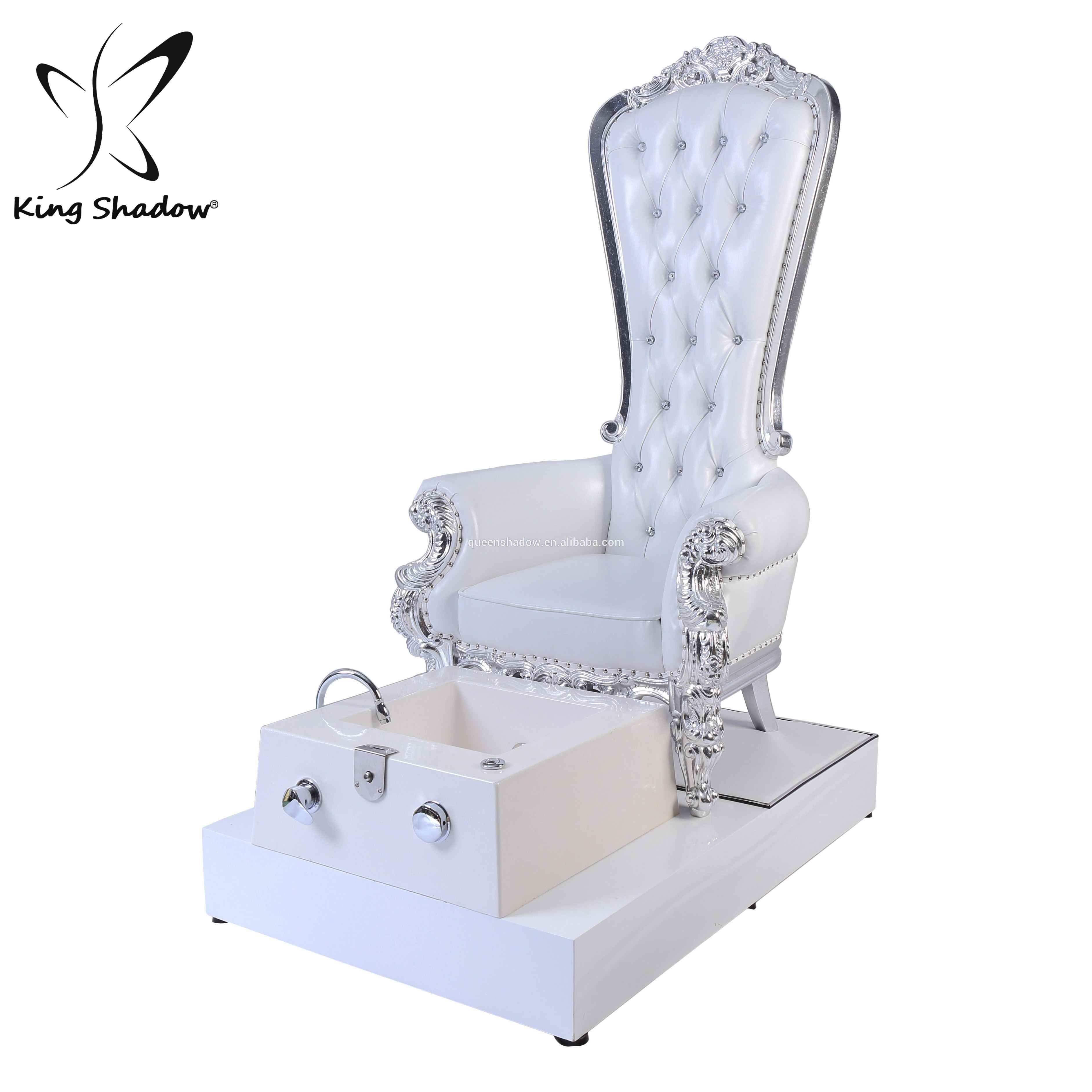 Source Kingshadow Beauty Salon Equipment Pedicure Foot Spa Massage Chair For Sale On M Alibaba Com Spa Pedicure Chairs Salon Furniture Pedicure Spa