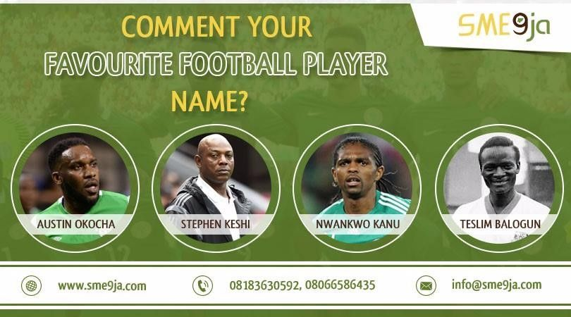 Comment your favourite footballer name. #FootballPlayer # ...