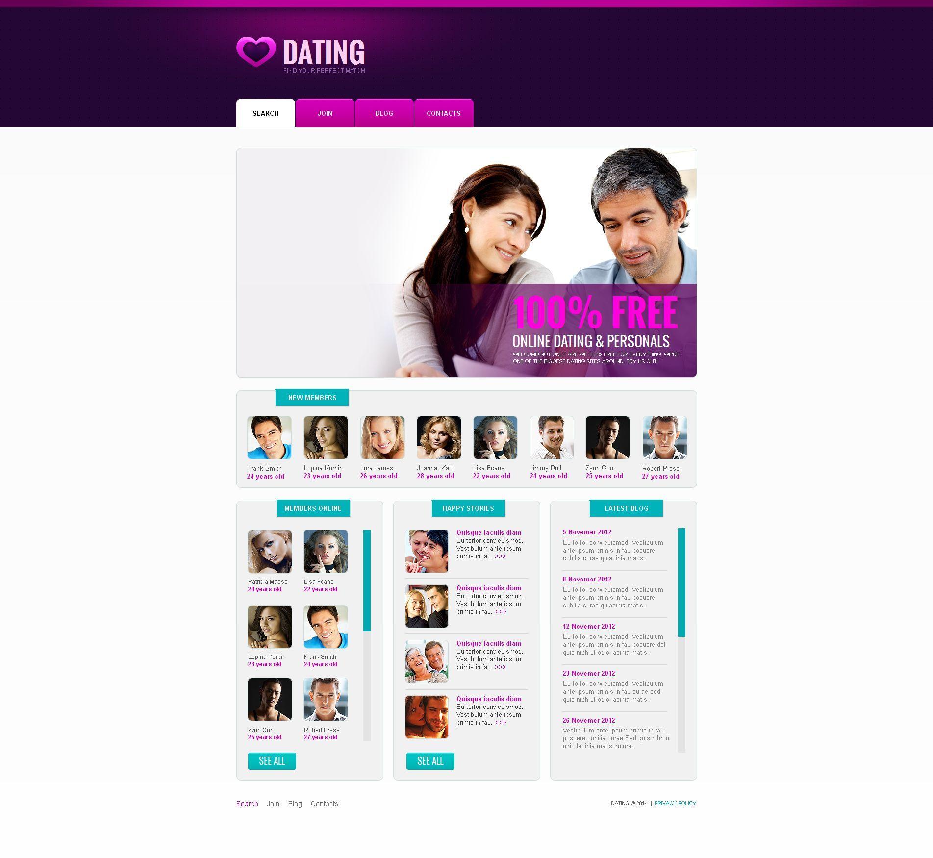 Dating-websites für profis über 50