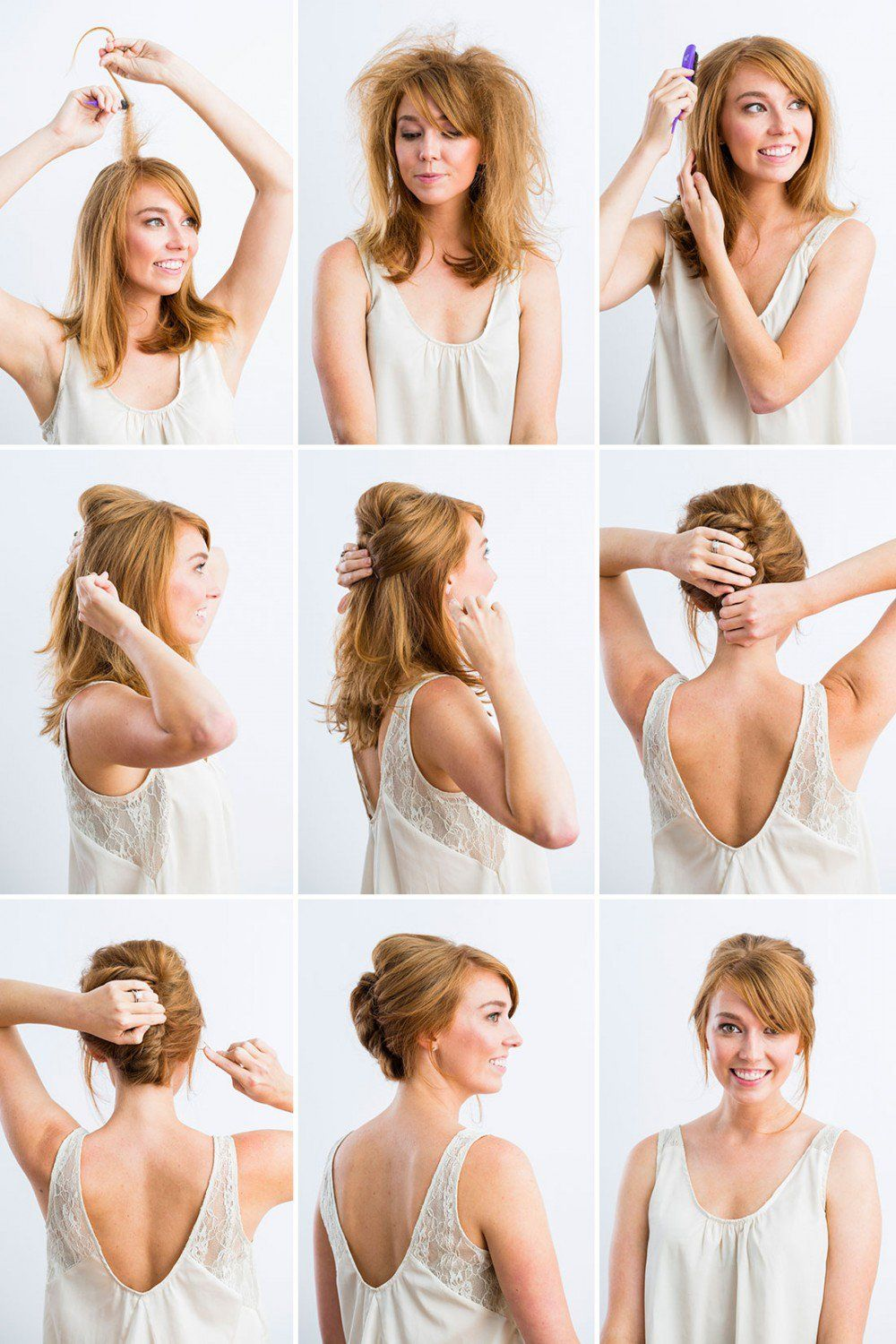 Diy Hairstyles 60 simple diy hairstyles for busy mornings 10 Diy Hairstyles For Long Hair