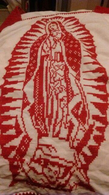 Virgen de Guadalupe | Colima trajes