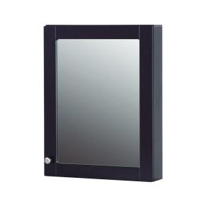 Home Depot Medicine Cabinet With Mirror Interesting Glacier Bay Del Mar 20 Inw X 26 Inh Surfacemount Medicine