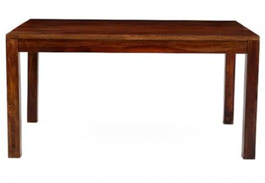 Get Flick Dining Table Online In India With Beautiful Teak