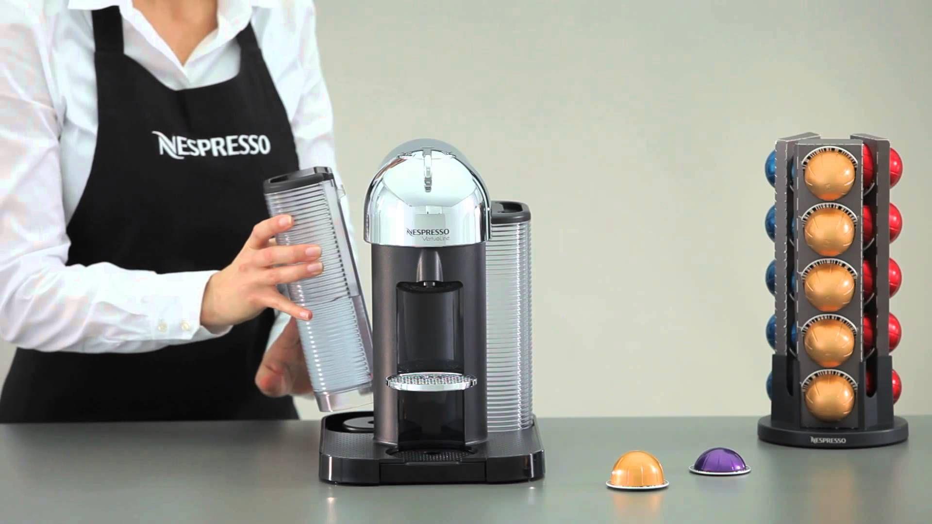 How To Descale Your Vertuoline Machine Nespresso Nespresso Descaling Nespresso Coffee Maker
