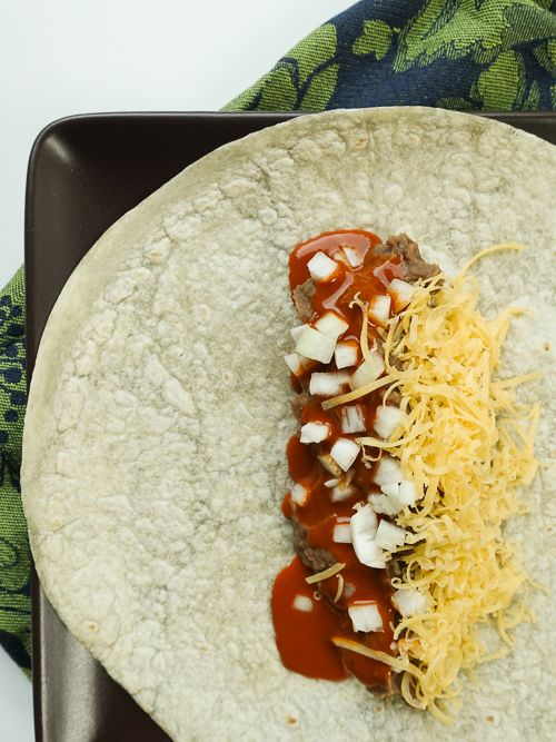 How To Make A Taco Bell Bean Burrito Knockoff Recipe Taco Bell Bean Burrito Bean And Cheese Burrito Taco Bell Recipes