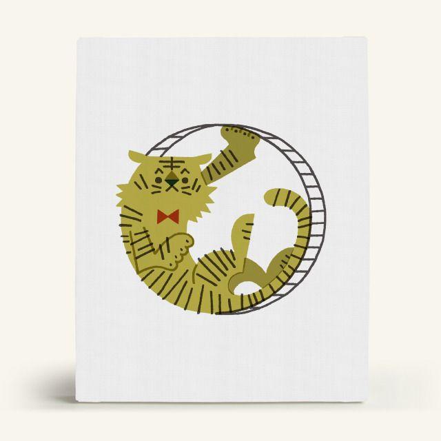 Natural Permanent Goods Shop by Shunsuke Satake #japanesedesign #illustration