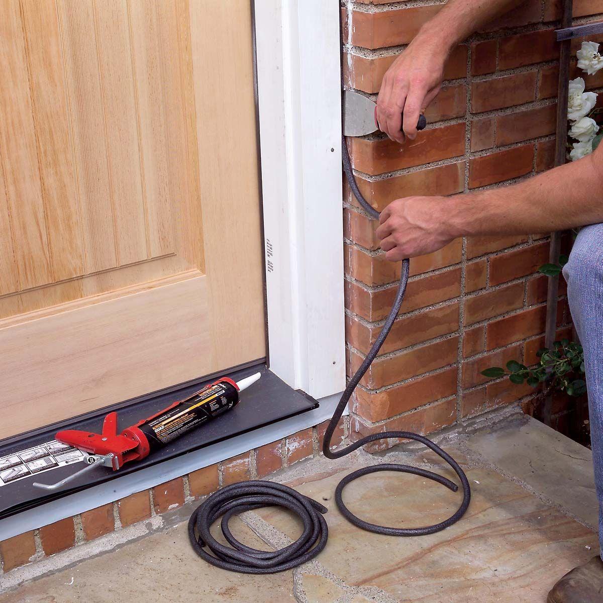 How to Replace an Exterior Door in 2020 Exterior doors