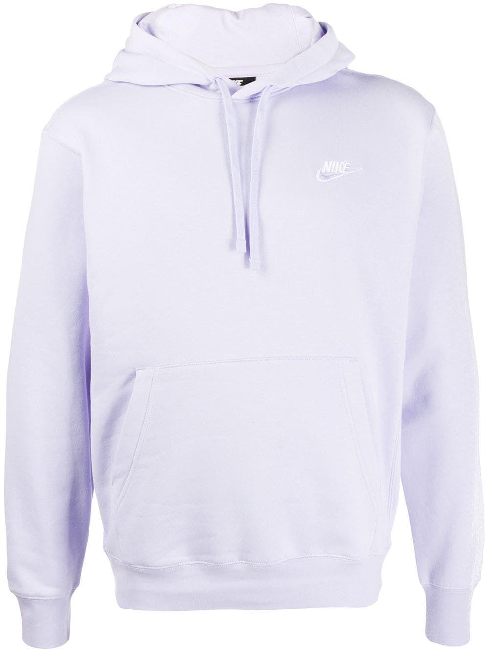Nike Club Relaxed Fit Hoodie Farfetch Nike Sweatshirts Hoodie Vintage Nike Sweatshirt Nike Outfits [ 1334 x 1000 Pixel ]