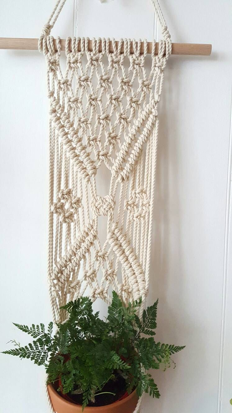 etsy macrame plant hangers macrame plant hanger by knotover on etsy macrame wall 1860