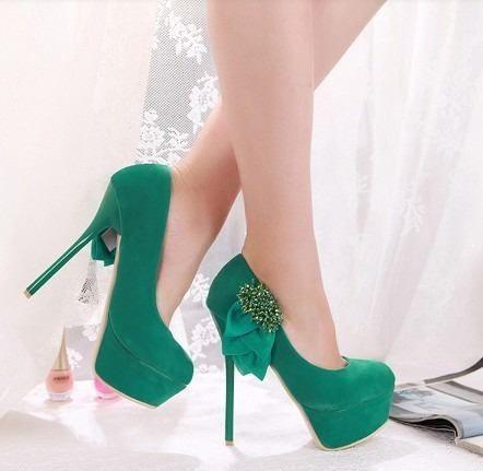 63df7e3f9ec4f Abfa shop en stock talla 35 zapatos plataforma taco aguja