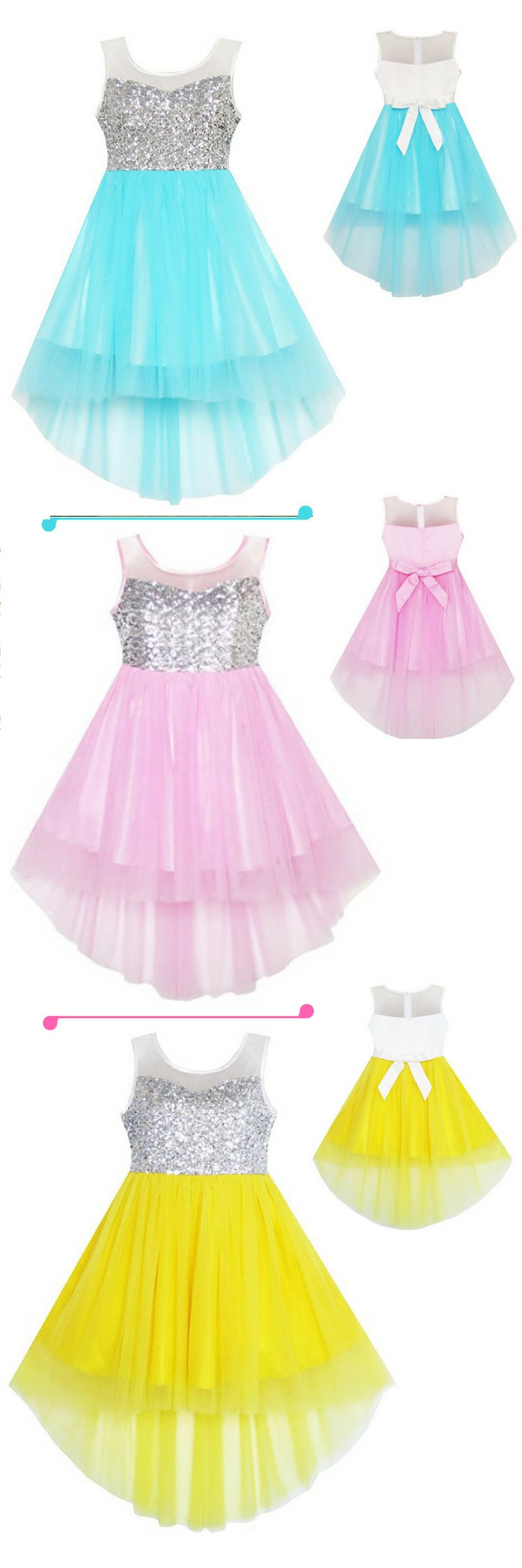 princess tulle dress for girls in pastel color for girls age