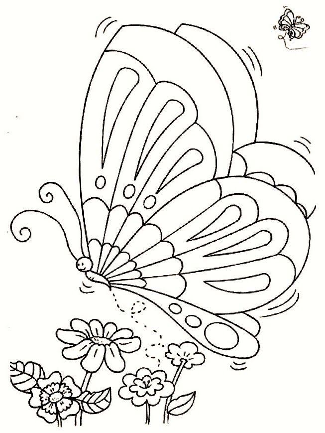 Pin de Néfertiti en Papillons dessins | Pinterest | Dibujos en ...