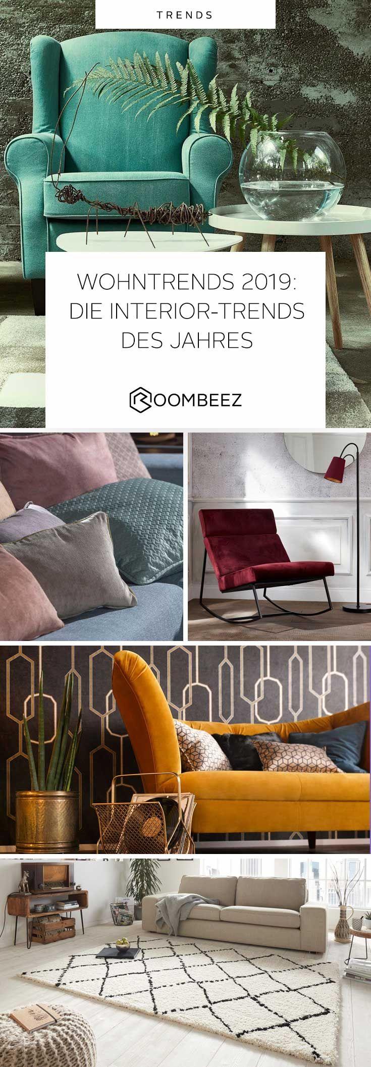 Wohntrends 2019 Farben Möbel Deko Roombeez At Otto Wohntrends
