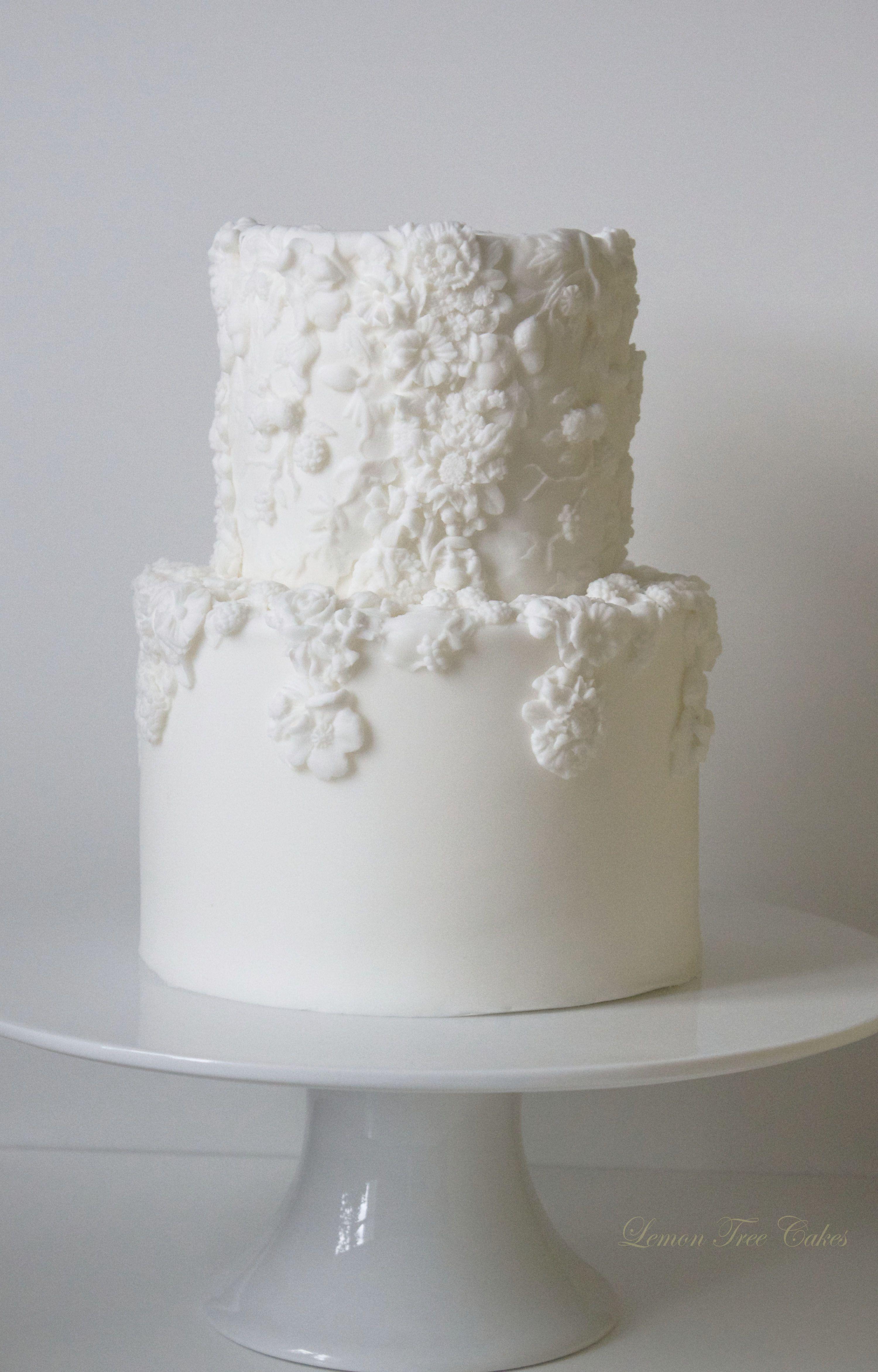Two tier bas relief cake torta pinterest cake wedding cake