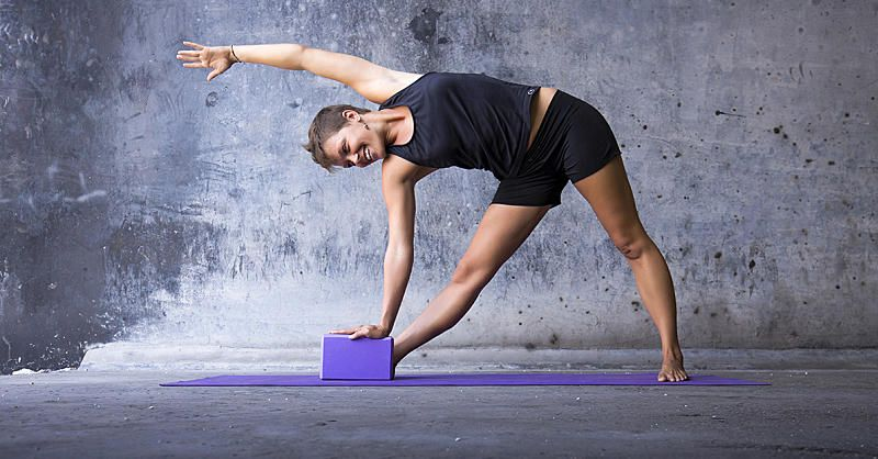10 Yoga Blocks to Take Your Practice to the Next Level
