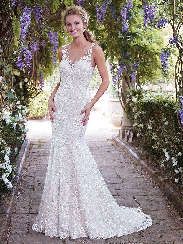 rebecca wedding dress designer