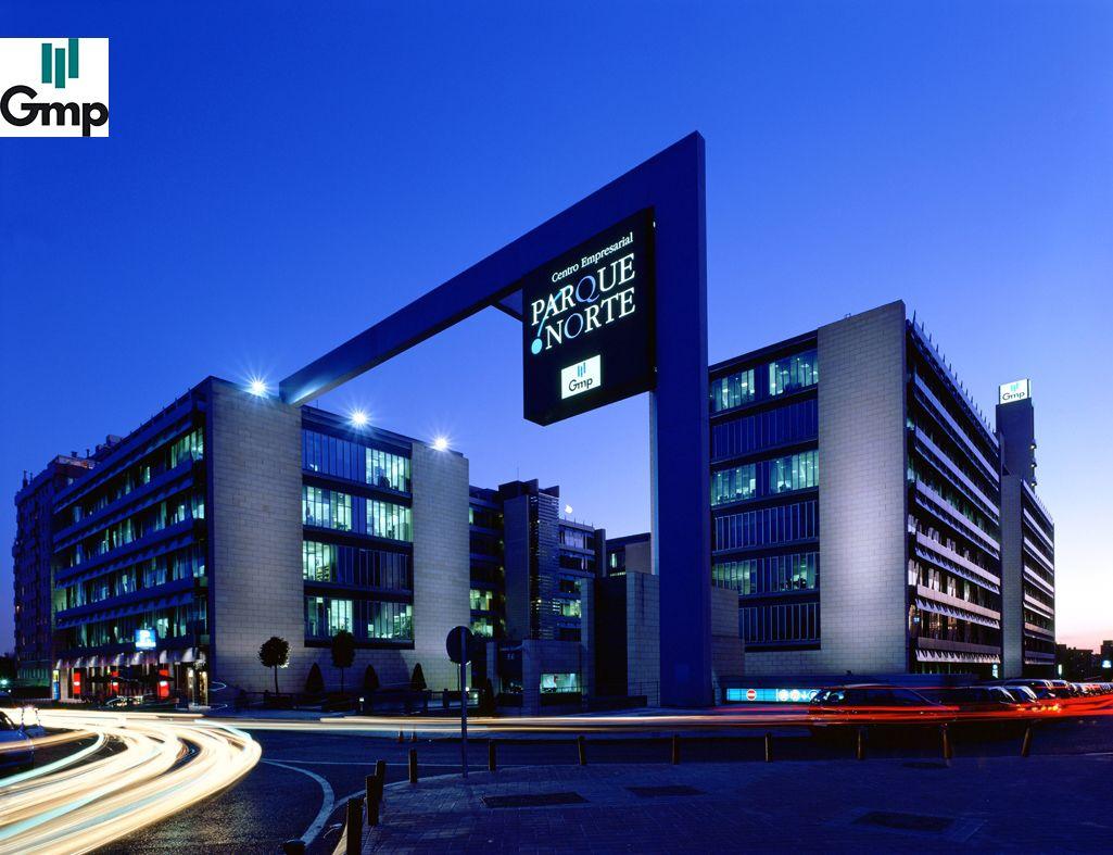 Parque empresarial urbano diseñado por Rafael de La-Hoz #madrid #oficinas #alquilerdeoficinas #grupogmp #arquitectura #business #edificio