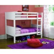 Better Homes Gardens Leighton Wood Twin Over Twin Bunk Bed Cherry Walmart Com In 2021 White Bunk Beds Wood Bunk Beds Bunk Beds
