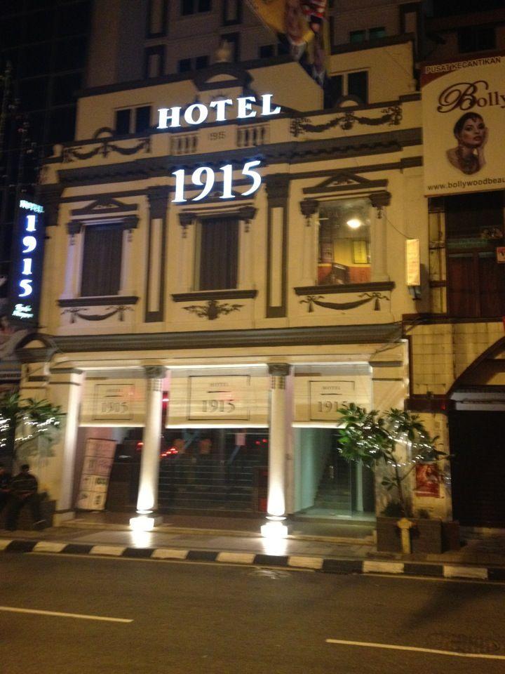 1915 Hotel in Kuala Lumpur, Kuala Lumpur