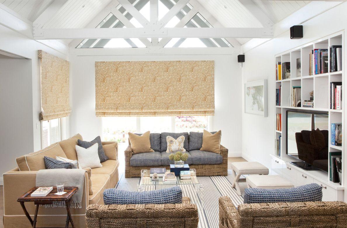 beachy living room ~ dact