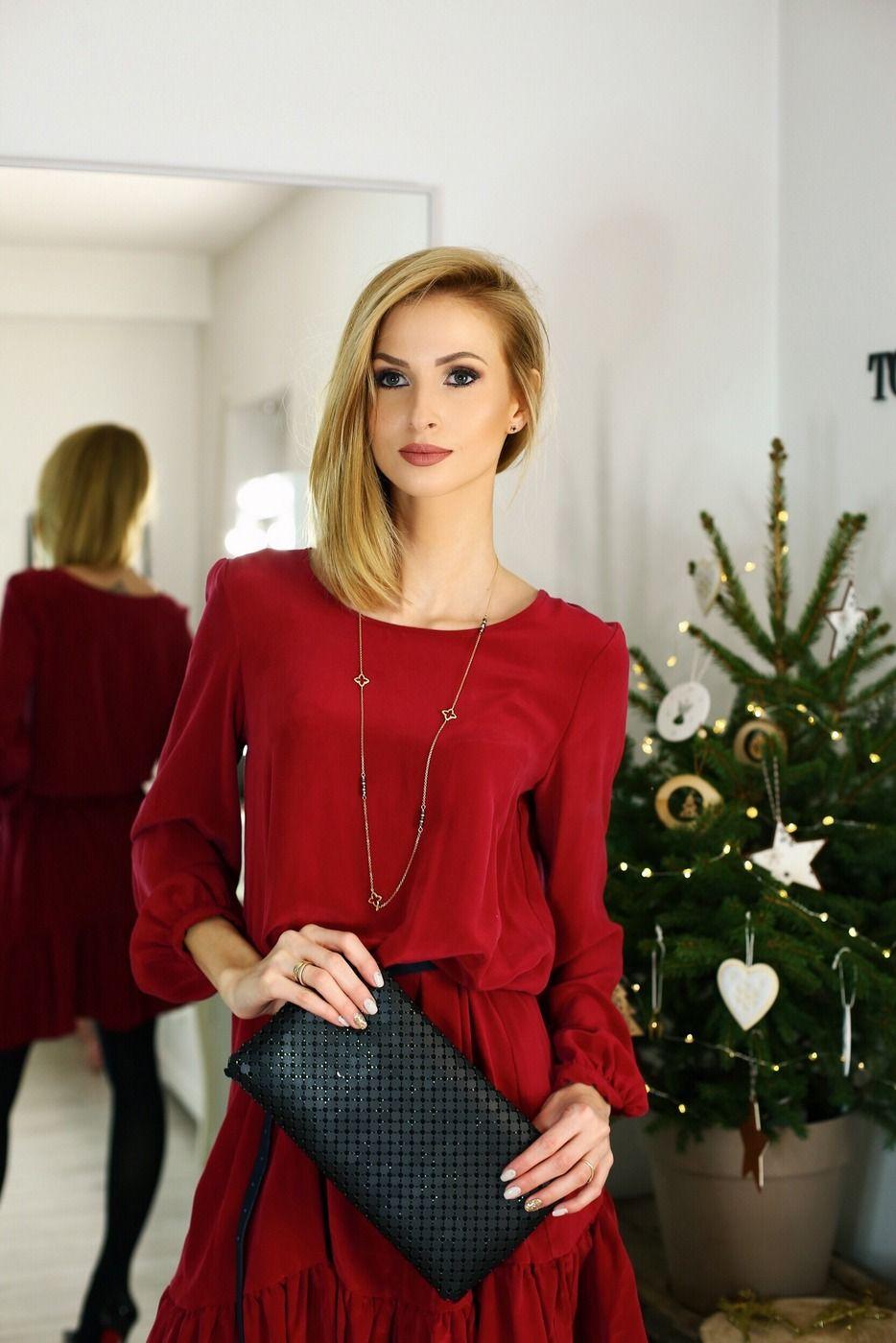 5 Stylizacji Na Wigilijna Kolacje I Swieta Beauty Fashion Shopping