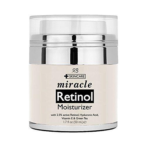 Radha Beauty Retinol Moisturizer Cream for Face and Eye A ...
