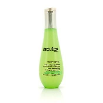 Aroma Cleanse Fresh Purifying Gel (Combination & Oily Skin) - 200ml-6.7oz