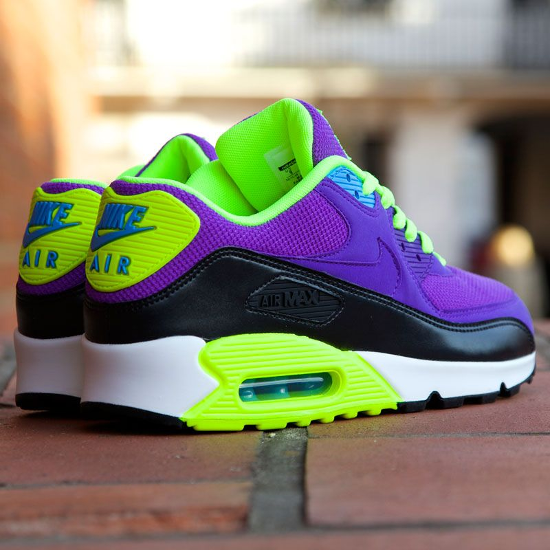 release date: quality a few days away AIR MAX 90 ESSENTIAL 537384-500 | Nike air max 90s, Slip on tennis ...