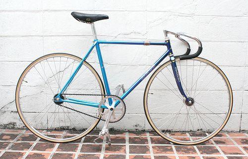 MAKINO NJS Keirin by BasMaiPim, via Flickr | Bikes | Pinterest ...