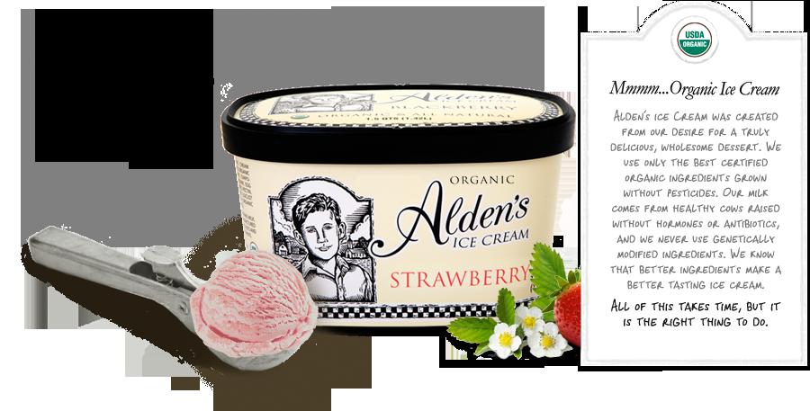 The Taste Of Homemade Without The Work Organic Ice Cream Ice Cream Organic Creams