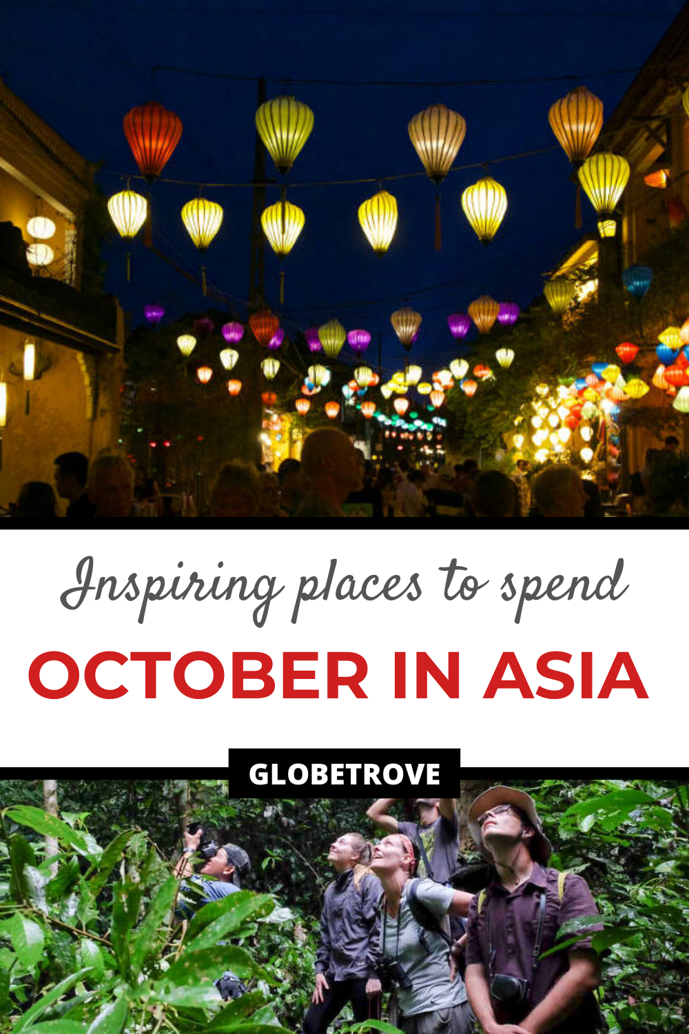 Thought of spending October in Asia but don't know where to go? Our curated list of gorgeous destinations will have you packing your bag immediately! #Asia Asia Travel   Asia in October   Spending October in Asia   Asia Tourism   Travelling Asia   Gorgeous Asia   Backpacking Asia   Best places to spend October in Asia 