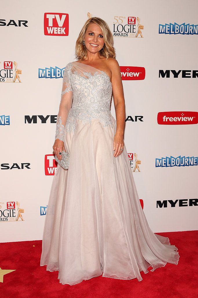 See All the Celebrity Red Carpet Arrivals at the 2013 Logies ...