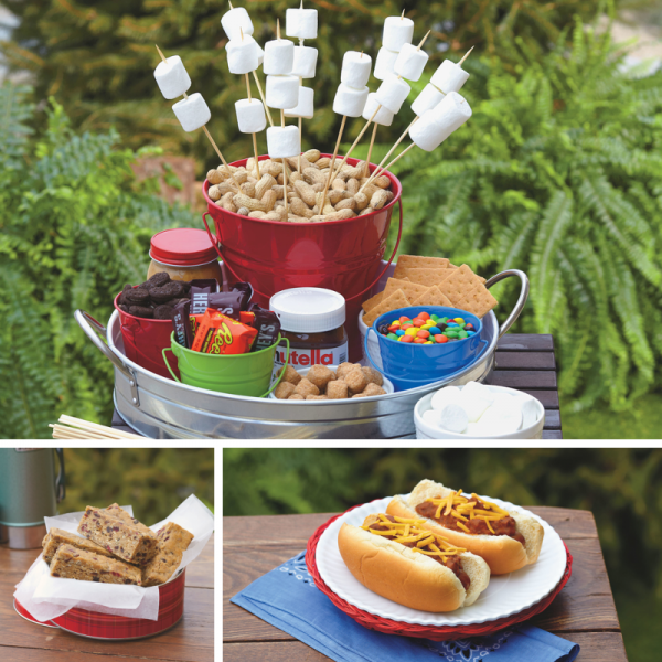 Outdoor Camping Food Ideas