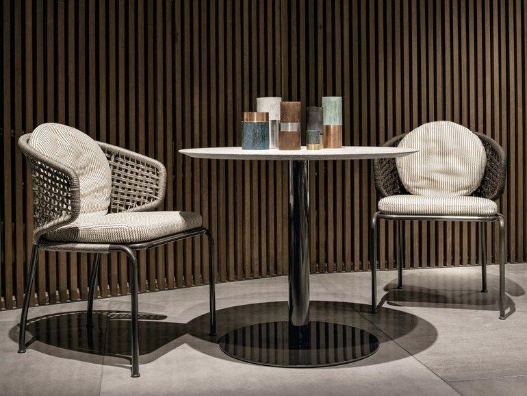 Table Et Chaise De Jardin Design En Materiaux Differents 户外