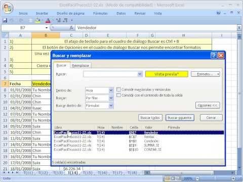Excel Facil Truco 14 Truco Para Buscar E Ir A Youtube Http Www Excelfacil123 Com Ar Como Usar El Comando Buscar Informática Computacion Tutorial Excel