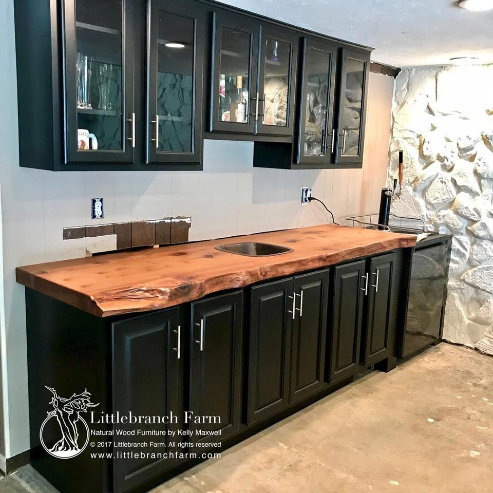 Natural Wood Countertops Live Edge Wood Slabs In 2020 Wood