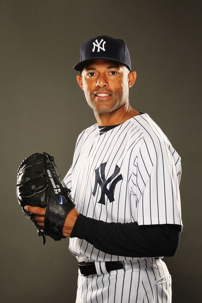 Mariano Rivera Photos Photos New York Yankees Photo Day New York Yankees Baseball Ny Yankees