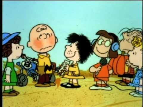 You\'re a good sport, Charlie Brown Part 3 (6:45) | TV | Pinterest ...
