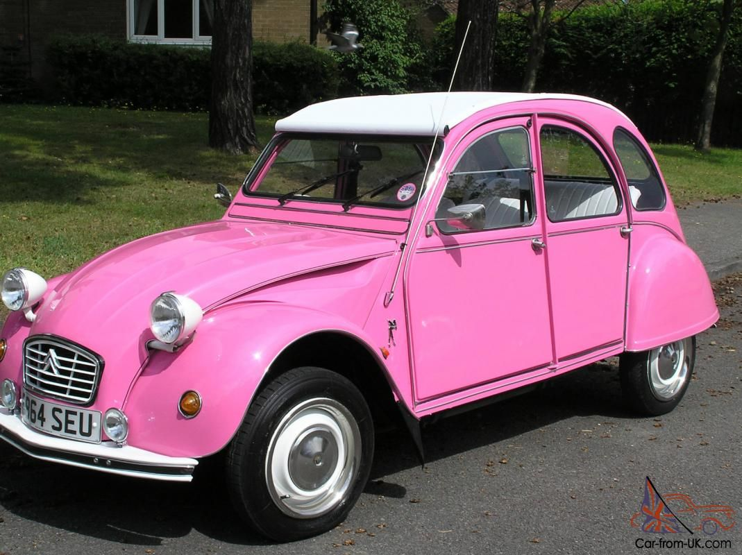pink bubble car | Color: Pink | Pinterest | BMW and Cars