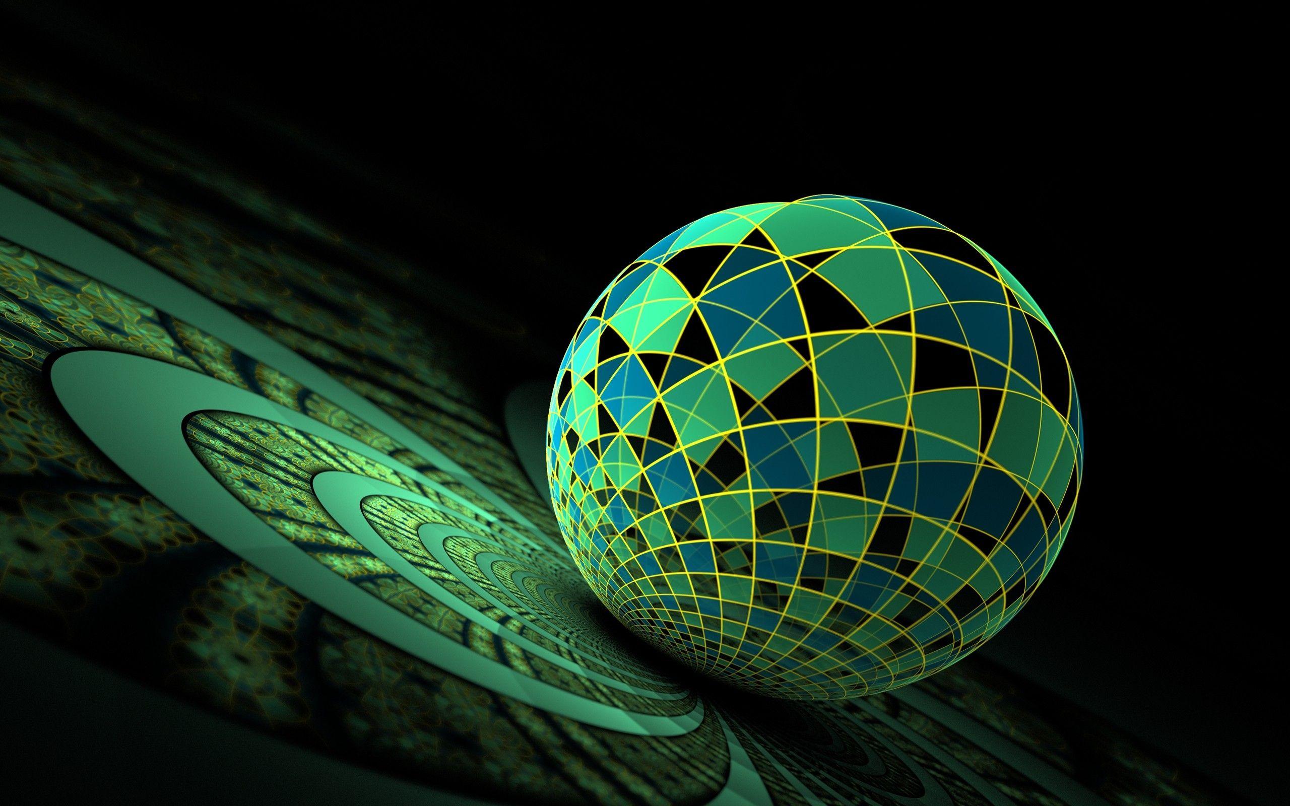 Light abstract blue stars patterns digital art backgrounds D art