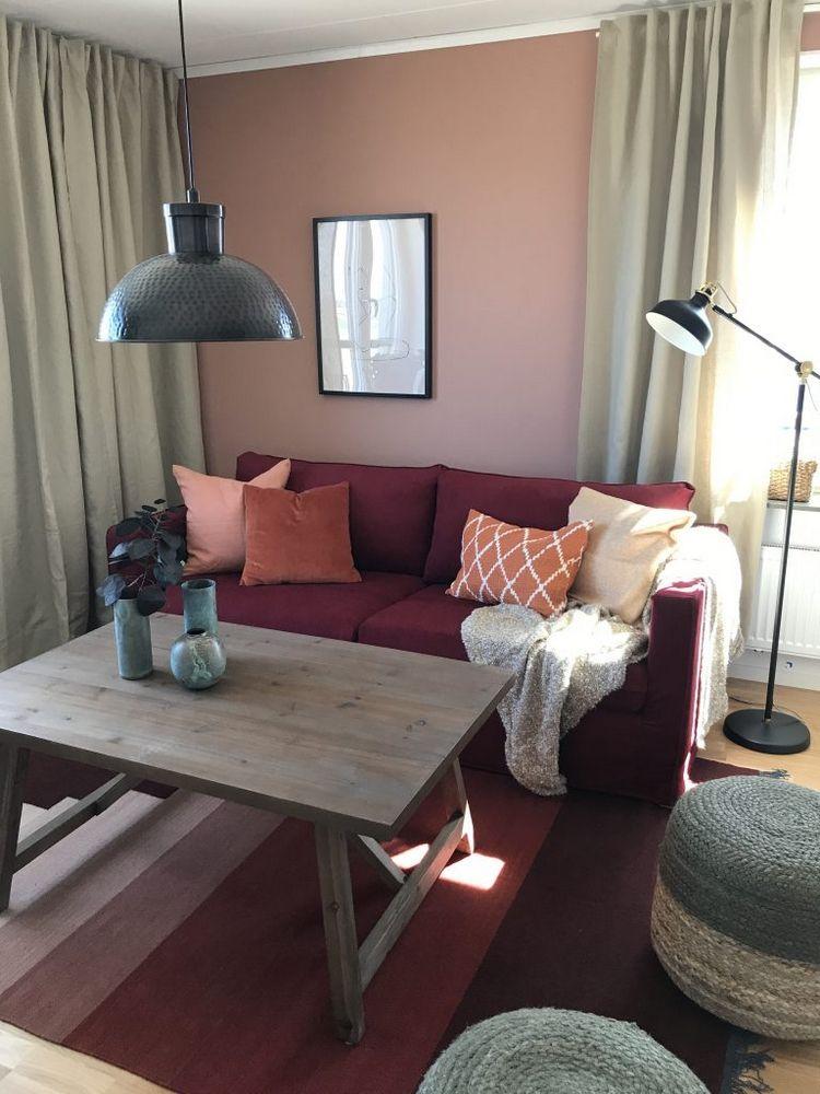 Ambiance Familiale In 2020 Wohnzimmerfarbe Wohnzimmer Design