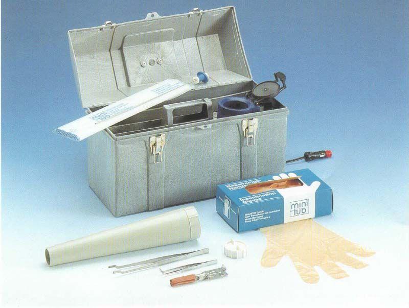 Bovine artificial insemination kit ii artificial