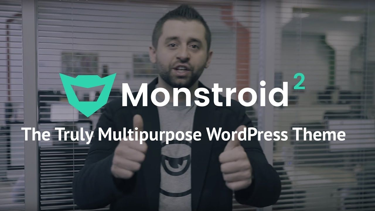 Buy once - use forever! Find more about TemplateMonster's special WordPress theme - https://www.templatemonster.com/wordpress-themes/monstroid2.html