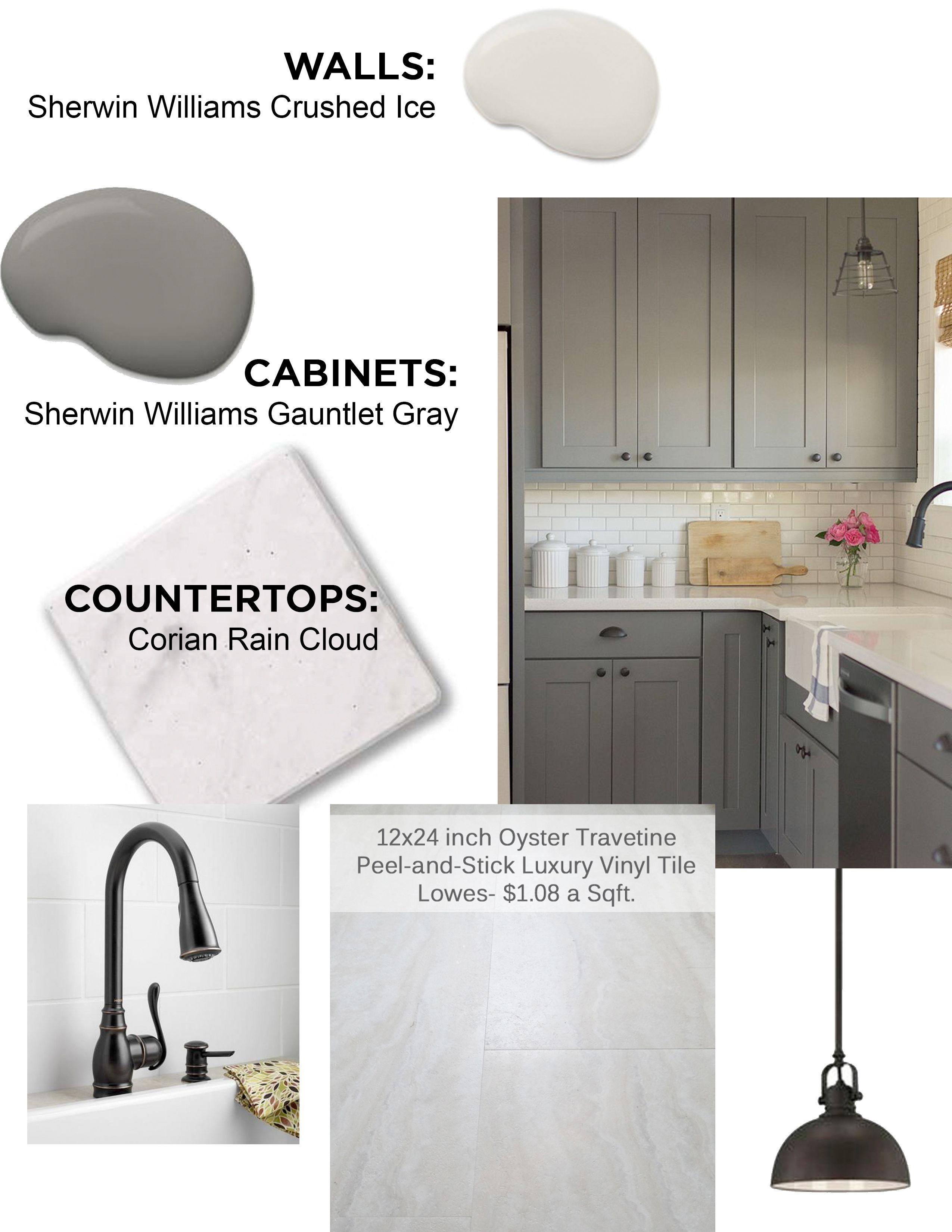 Warm Gray And White Kitchen Mood Board Grey Countertops Kitchen Mood Board Gray And White Kitchen