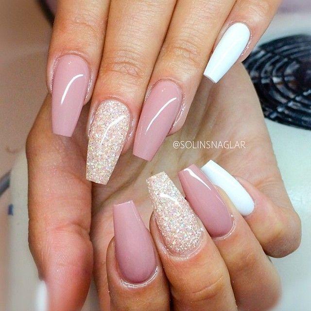 Nageldesign Pastell Nageldesign Pastell Nails Pinterest