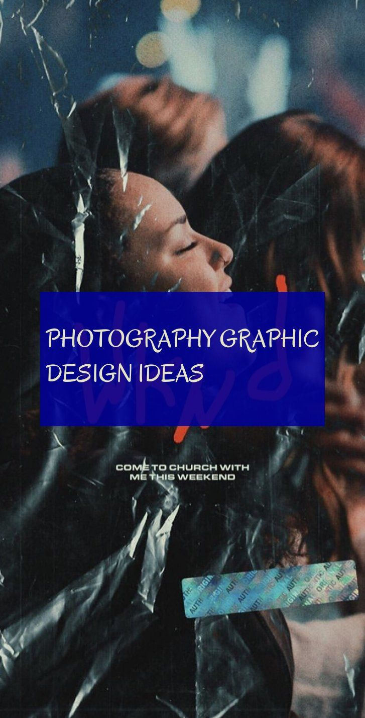 Photography Graphic Design Ideas Fotografie Grafik Design Ideen