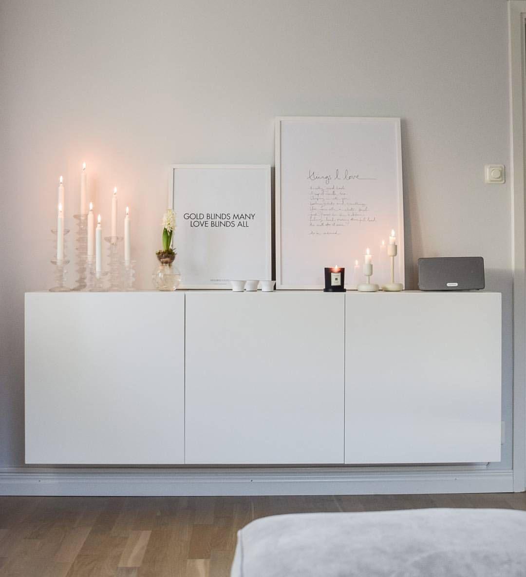 @sofiajaakobsson   IKEA BESTÅ Ikea Bedroom, Gray Bedroom, Master Bedroom,  Studio Apartment