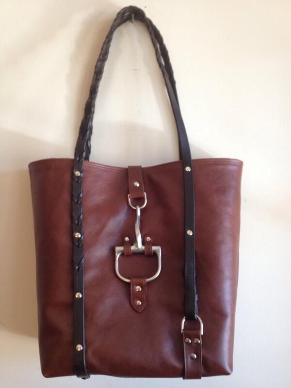 Free Rein Designs Handbags   Velvet Rider