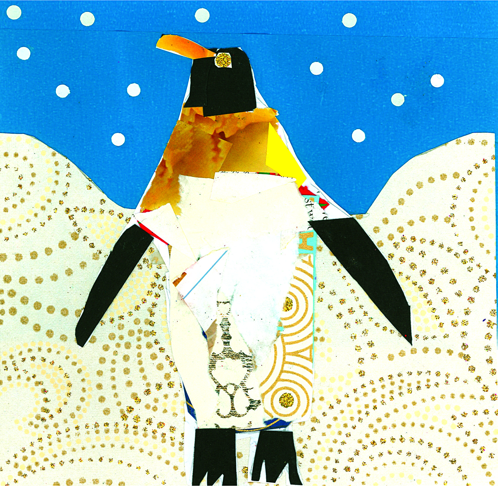 Pin by The Dandy Arthouse on Christmas Animal Collage ...